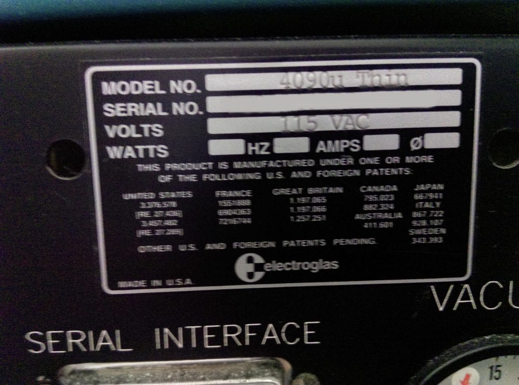 Electroglas-4090 u Thin-Prober-33306 For Sale