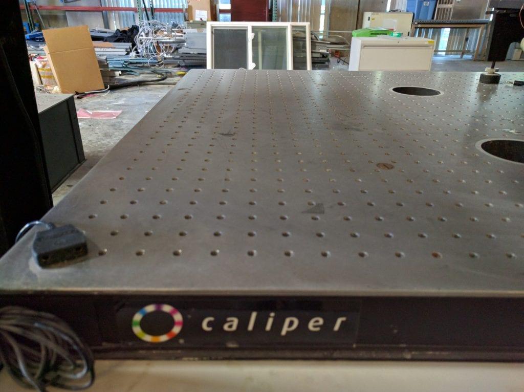 Caliper--5x3 Optical Breadboard-9921 For Sale