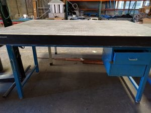 Newport--6x4 Optical Table-9922 For Sale
