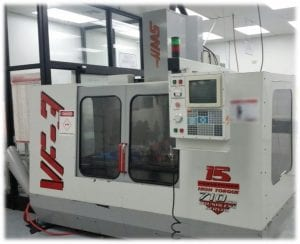 Haas-VF-3-CNC Mill-33046 For Sale