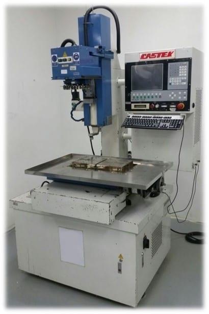 Castek-SDNC 16 PE-EDM Hole Popper-33044 For Sale