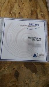 Lam-SEZ 203-Spin Processor-33052 Image 6