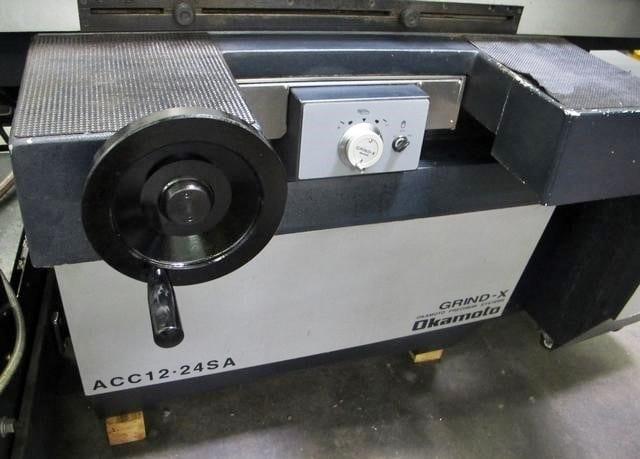 View Okamoto-ACC 12.24 SA-3-Axis Automatic Surface Grinder-33005