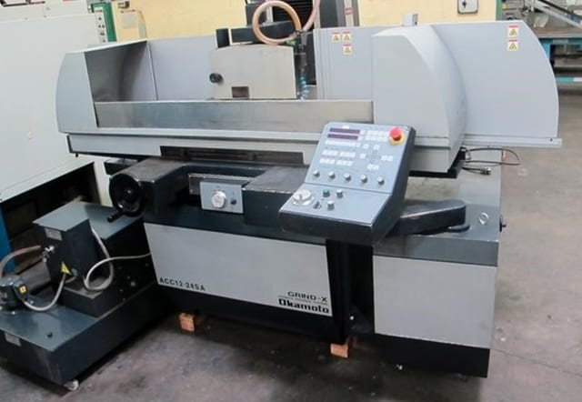 Check out Okamoto-ACC 12.24 SA-3-Axis Automatic Surface Grinder-33005