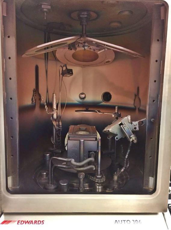 Edwards-Auto 306-Electron Beam Evaporator-33641 Image 3