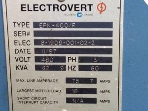 Buy Online Speedline / Electrovert-Econopak Plus 400 / F-Wave Solder Machine-33509