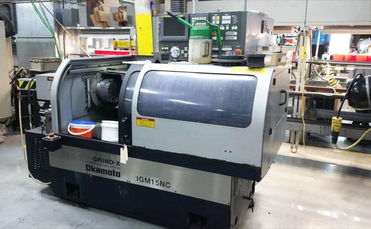 Okamoto-IGM 15 NC-CNC Grinder-33477 For Sale