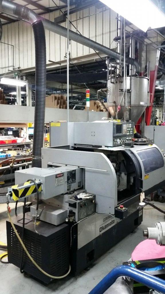 Buy Okamoto-IGM 15 NC-CNC Grinder-33477 Online