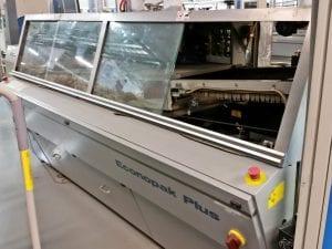 Speedline / Electrovert-Econopak Plus 400 / F-Wave Solder Machine-33509 For Sale