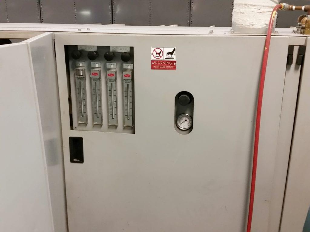 Speedline / Electrovert-Econopak Plus 400 / F-Wave Solder Machine-33509 Refurbished