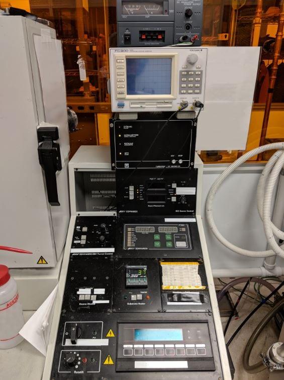 Edwards-Auto 306-Electron Beam Evaporator-33641 Image 5