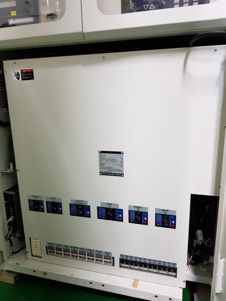 Tel-Alpha 8 S Z-SiN Furnace-33820 Refurbished
