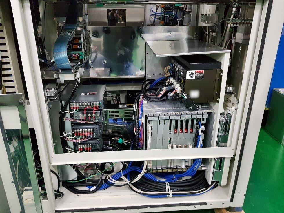 Tel-Alpha 8 S Z-SiN Furnace-33820 Image 1