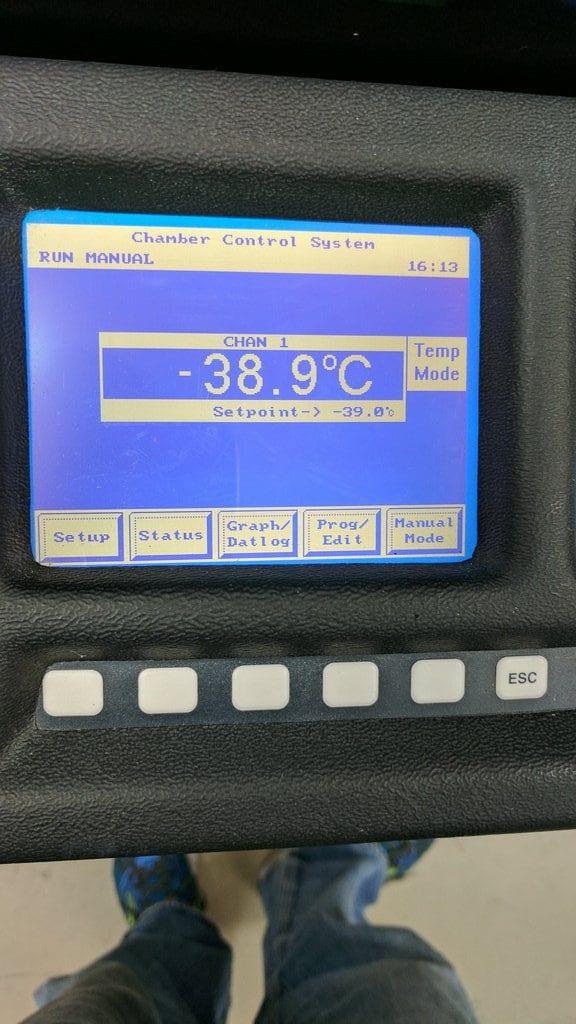 Buy Thermotron-SE 300-2-Environmental Chamber-33843 Online