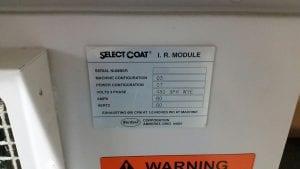 Buy Nordson-Select Coat-IR Oven-33693 Online