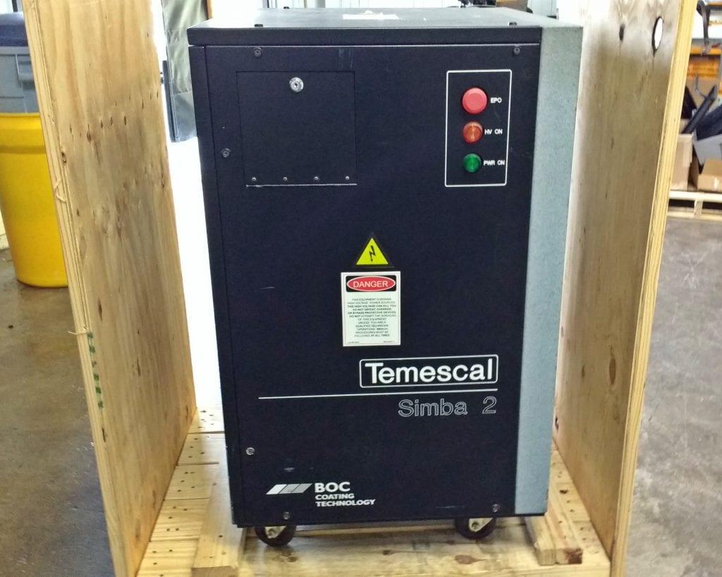 Buy Airco / Temescal-Simba 2-Electron Beam Constate Power Supply-33811 Online