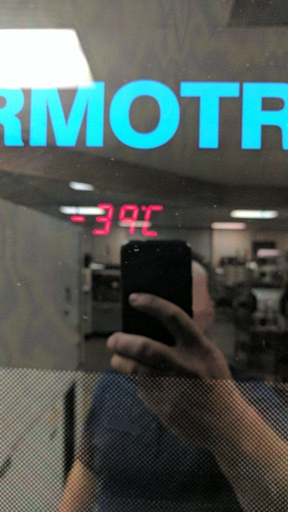 Thermotron-SE 300-2-Environmental Chamber-33843 Refurbished