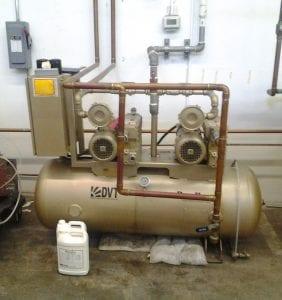 Buy Dekker-RML 030 T 2 00-Vacuum Pump System-33696
