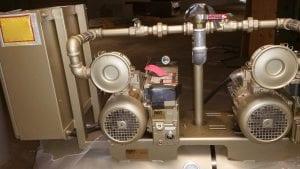 Buy Dekker-RML 030 T 2 00-Vacuum Pump System-33696 Online