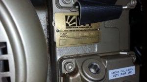 Buy Online Dekker-RML 030 T 2 00-Vacuum Pump System-33696