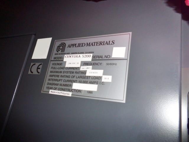 View Applied Materials-Centura-CVD System-33698