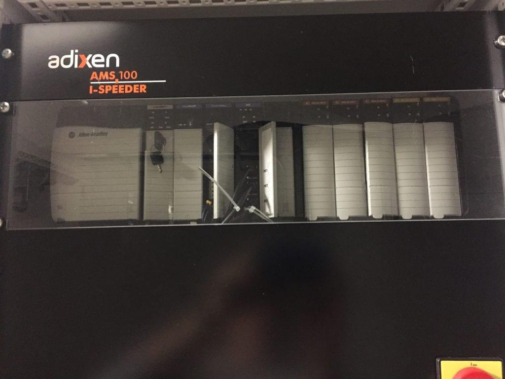 Alcatel-Speeder 100 Si-ICP DRIE-33415 Image 5