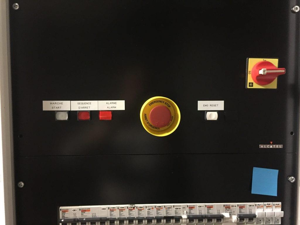 Alcatel-Speeder 100 Si-ICP DRIE-33415 Image 6