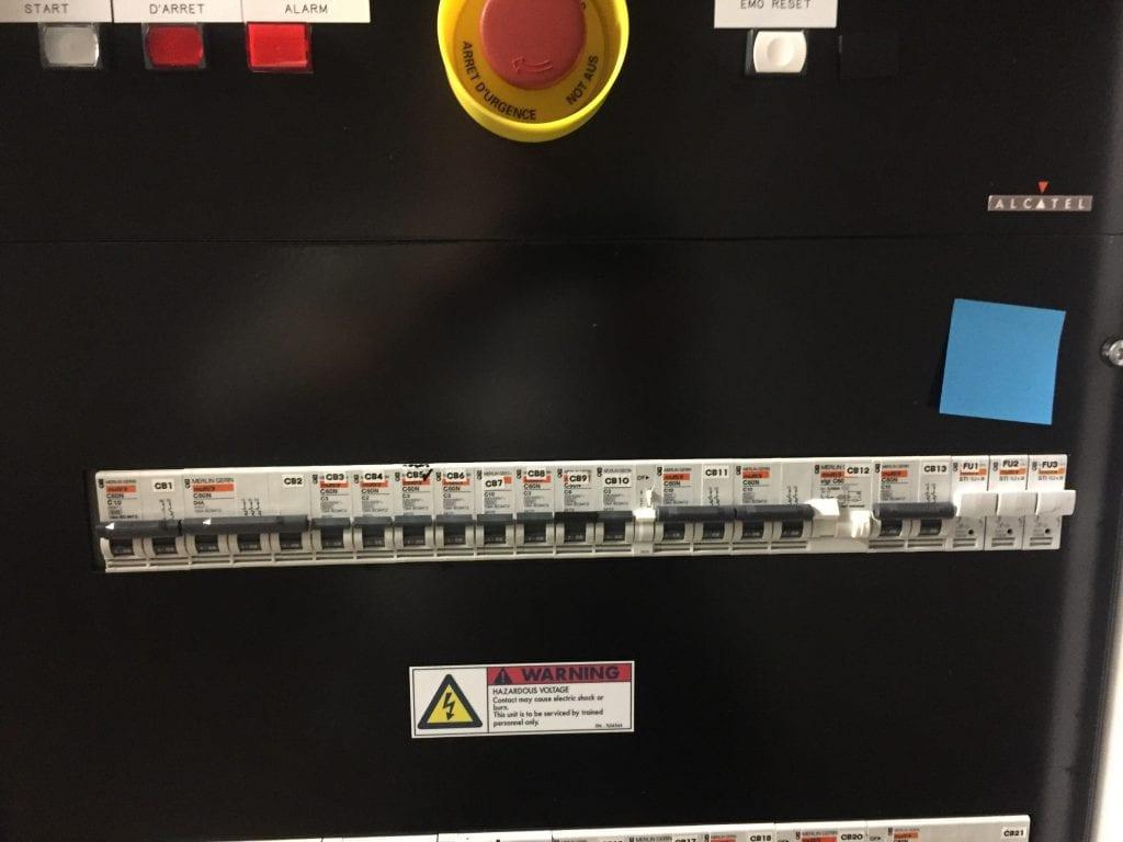 Alcatel-Speeder 100 Si-ICP DRIE-33415 For Sale