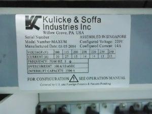Check out K&S-Maxum-Wire Bonder-33775