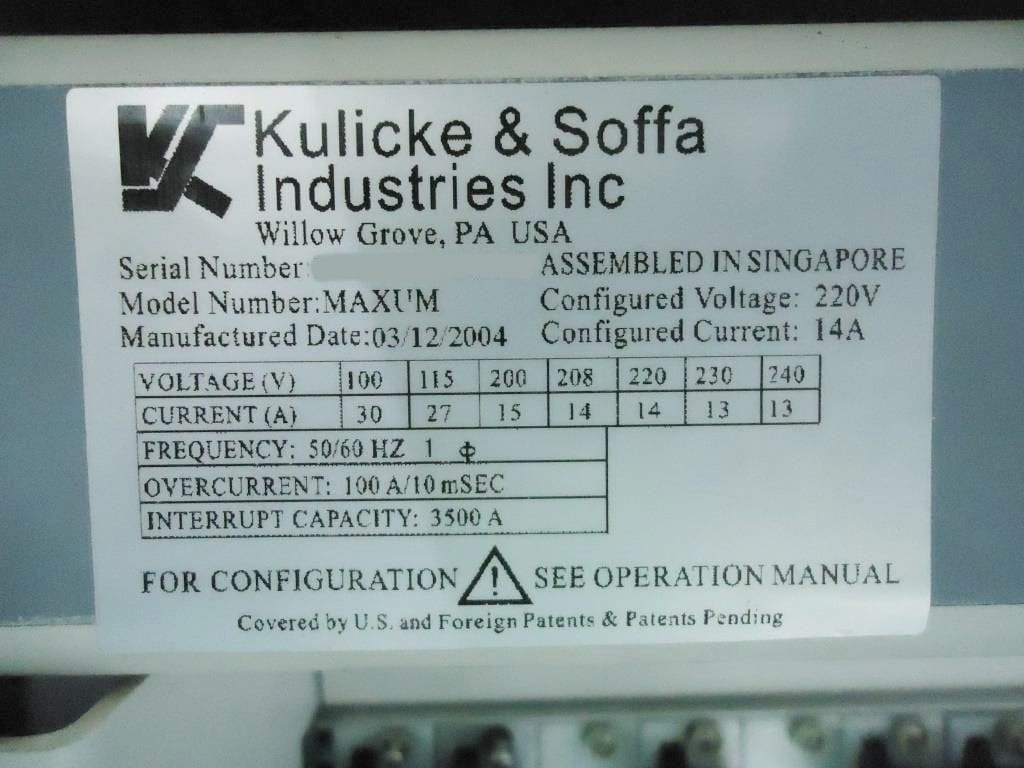 Buy K&S-Maxum-Wire Bonder-33775 Online