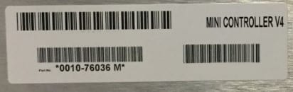 View Applied Materials-P 5000-Mini Controller-33414