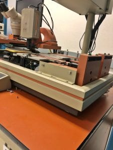 Electroglas-EG 2001 X-Wafer Prober-33801 Refurbished