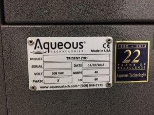 Buy Online Aqueous-Trident ZDO--33956
