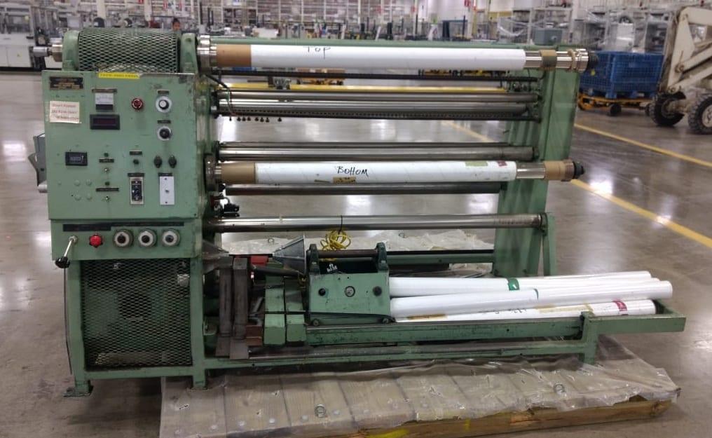 Voorwood-S 60 18 18 Z-Slitting Machine-33995 For Sale Online