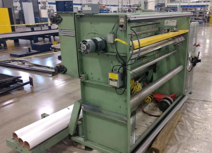 Purchase Voorwood-S 60 18 18 Z-Slitting Machine-33995