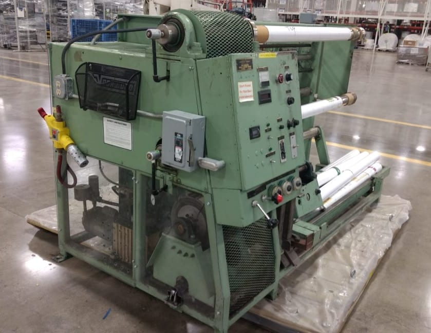 Check out Voorwood-S 60 18 18 Z-Slitting Machine-33995