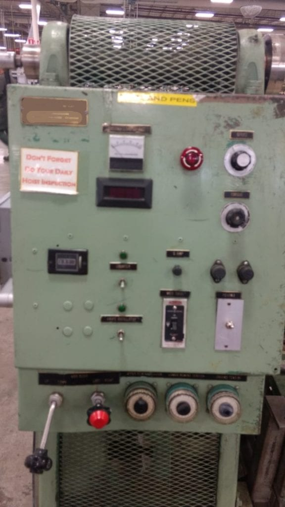 Call for Voorwood-S 60 18 18 Z-Slitting Machine-33995