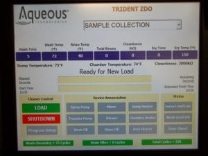 Aqueous-Trident ZDO--33956 Refurbished