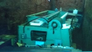 Voorwood-S 60 18 18 Z-Slitting Machine-33995 Refurbished