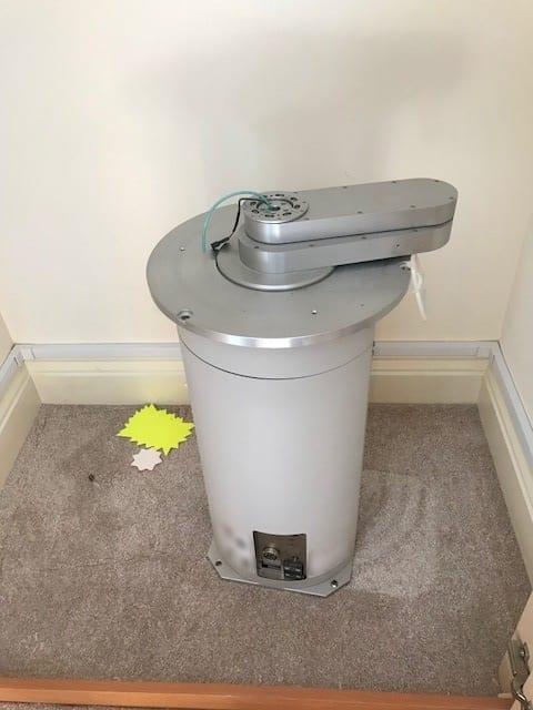 Brooks-Reliance 017-0266-01-3 Axis Robot-33709 Refurbished