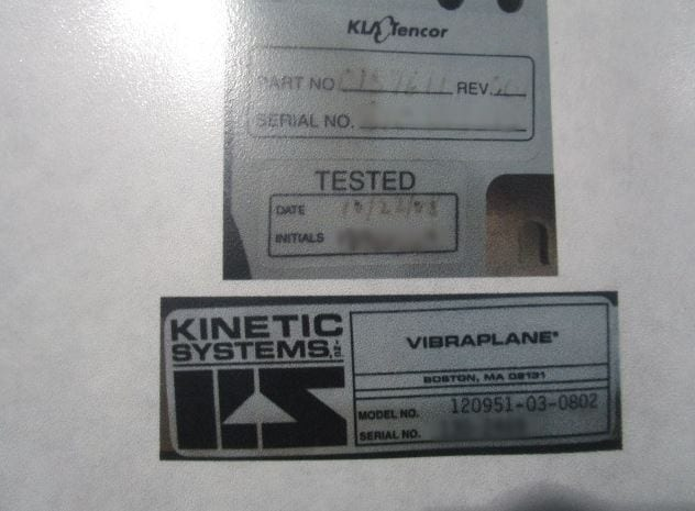 Buy KLA-Tencor-P-10-Surface Profiler-32599 Online