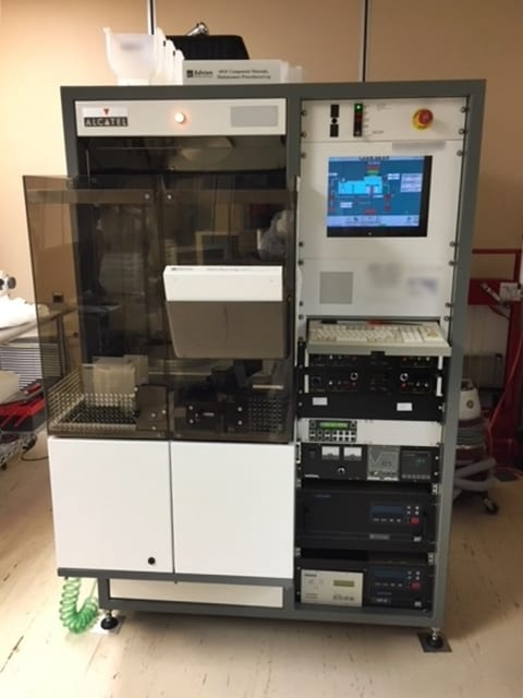 Alcatel-601 E-Deep Reactive Ion Etcher (DRIE)-32640 Image 5