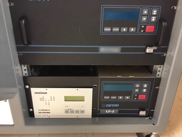Alcatel-601 E-Deep Reactive Ion Etcher (DRIE)-32640 Image 10