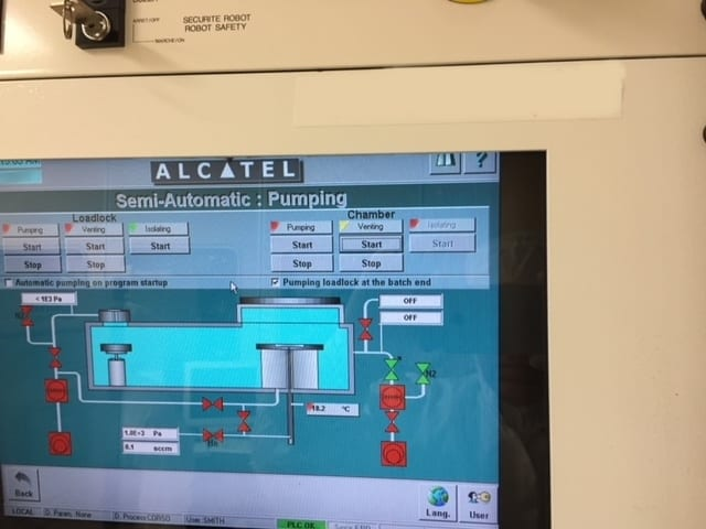 View Alcatel-601 E-Deep Reactive Ion Etcher (DRIE)-32640