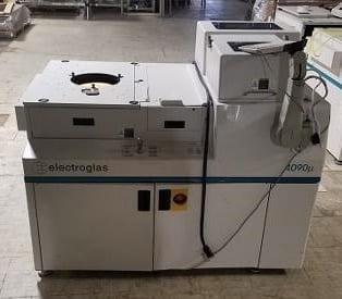 Electroglas-EG 4090 u-Wafer Prober-32566 Refurbished