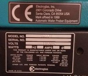 Electroglas-EG 4090 u-Wafer Prober-32567 For Sale