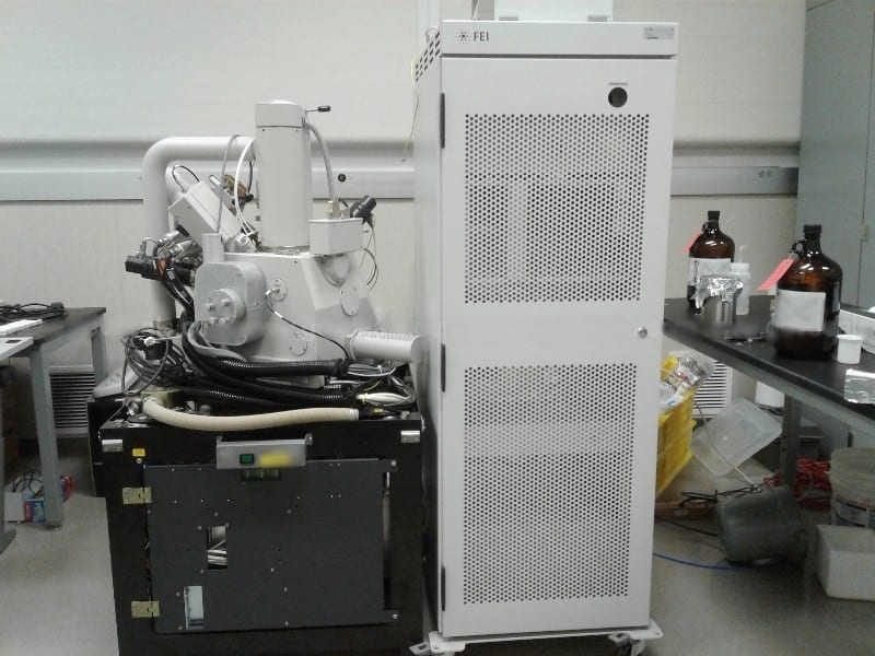 FEI-Quanta 200-3D Focused Ion Beam (FIB) / Scanning Electron Microscope Image 5