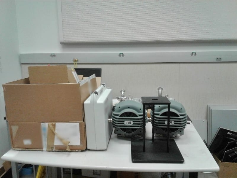 FEI-Quanta 200-3D Focused Ion Beam (FIB) / Scanning Electron Microscope Image 6