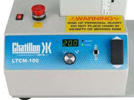 Chatillon-LTCM 100-Pull Tester-41335 For Sale