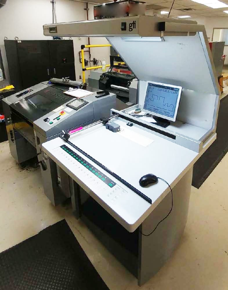 View PressTek-52 DI AC-Printing Machine-41329
